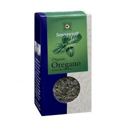 Front view of package of Sonnentor Organic Oregano Herbs