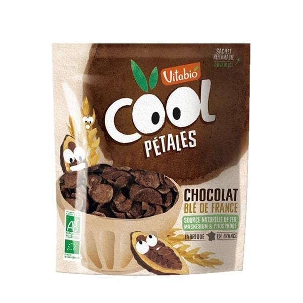 Vitabio Organic Chocolate Flakes, 450g