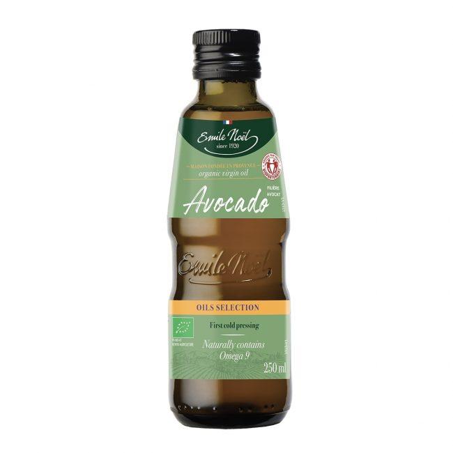 Emile Noel Organic Avocado Oil, 250ml