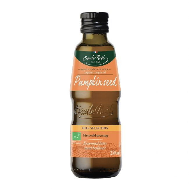 Emile Noel Organic Pumpkin Seed Oil, 250ml