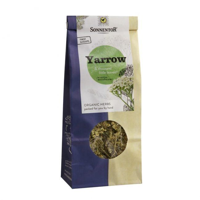 Sonnentor Organic Yarrow Tea, 50g