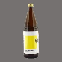 @Why Not Organic Apple Cider Vinegar ACV Demeter 750ml