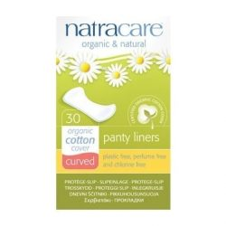 Curved Panty Liners