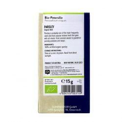Sonnentor Organic Parsley bk 15g