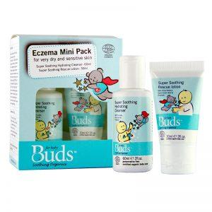 Buds SO Eczema Rescue Mini Set