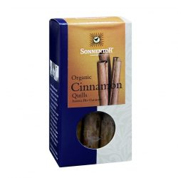 Front view of package of Sonnentor Organic Cinnamon Quills Spice