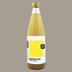 @Why Not Organic Sauerkraut Juice Demeter 750ml