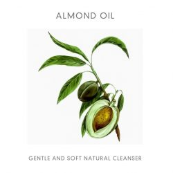Abloom Eye Makeup Remover alond oil