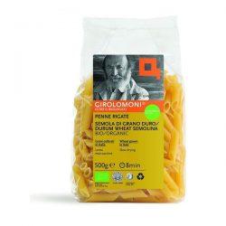 Packet of Girolomoni penne rigate pasta