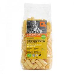 Packet of Girolomoni Rigatoni Pasta