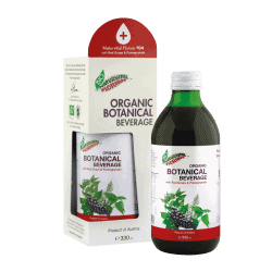 Naturvital Florian® #04: Organic Red Grape & Pomegranate, 330ml