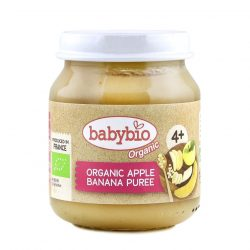 @Babybio Puree Apple Banana 1