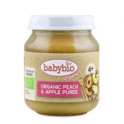 @Babybio Puree Peach Apple