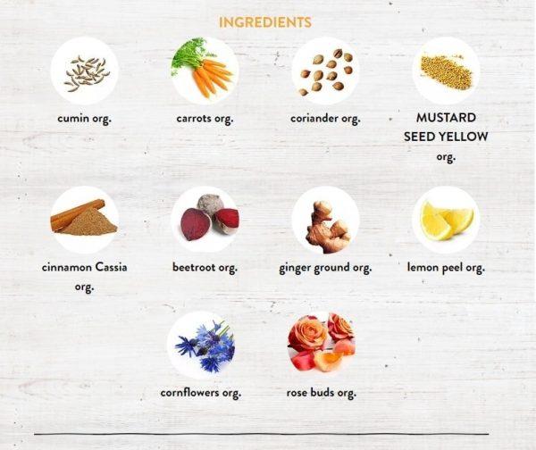 Sonnentor Organic Mrs. Wong's Rice Spice Mix, 35g