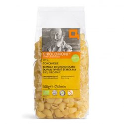 Girolomoni Organic Conchiglie pasta 500g