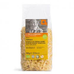 Girolomoni Organic Farfalle Pasta 500g