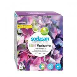 Sodasan Organic Laundry Powder Colour Lime 2kg