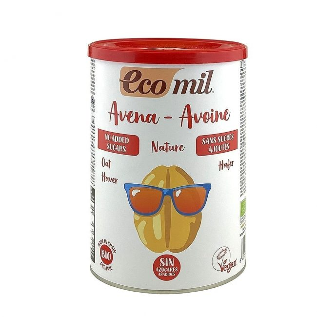 Ecomil Organic Oat Drink Powder, 400g
