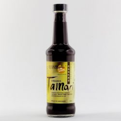 315ml bottle of The Bites Organic Tamari Soy Sauce