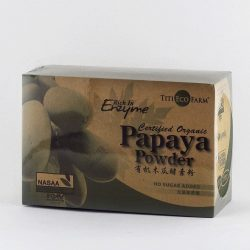 Packet of Titi Organic Papaya Powder