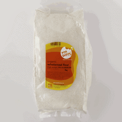 Packet of The Bites Wholemeal High Protein Flour, 1kg