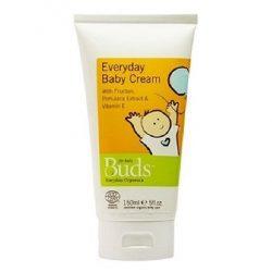 Bottle of Buds Everyday Organics - Everyday Baby Cream (150ml)