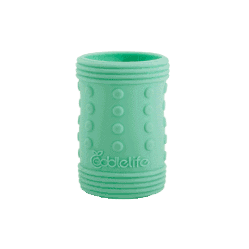 Coddlelife Silicon Bottle Wrap (Blue Green)