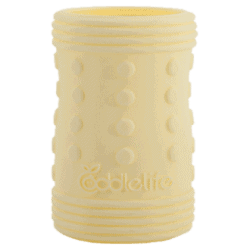 Coddlelife Silicon Bottle Wrap (Yellow)