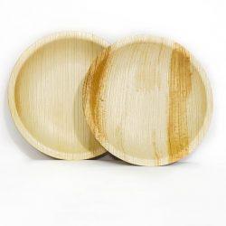"""Fallaleaf 6"""" Round Plates"""