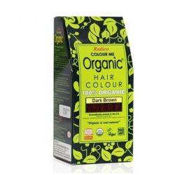 Box of Radico Dark Brown Hair Colour Powder (100g)