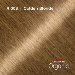 Hair colour preview for Radico Golden Blonde Hair Colour Powder (100g)