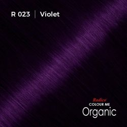 Hair colour preview for Radico Violet Hair Colour Powder (100g)