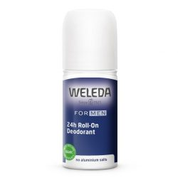 Stick of Weleda 24hr Roll-on Deodorant - Men (50ml)