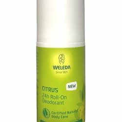 Stick of Weleda 24hr Roll-on Deodorant - Citrus (50ml)