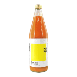 @Why Not Organic Carrot Juice Demeter 750ml