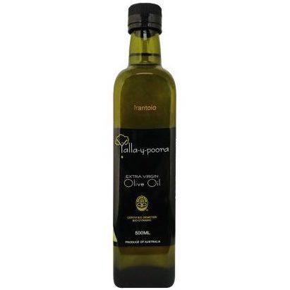 Yalla-y-poora Organic Olive Oil (Demeter), 500ml
