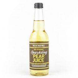 mock red hill sparkling Pear Juice