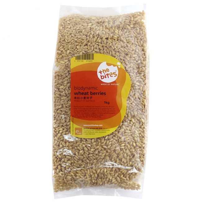 The Bites Wheatberry 1kg, Demeter