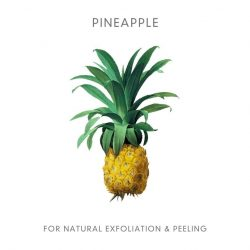 Abloom enzyme peeling mask pineapple
