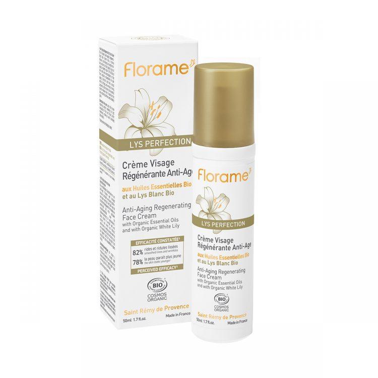 Florame Anti-Aging Regenerating Face Cream, 50ml