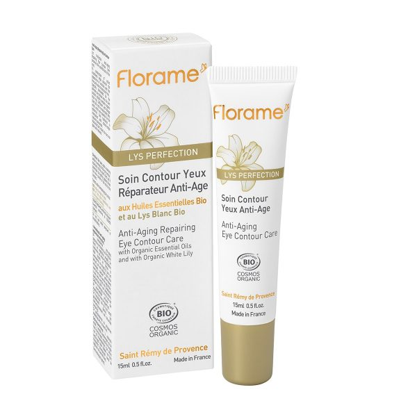 Florame Anti-Aging Repairing Eye Contour Care, 15ml