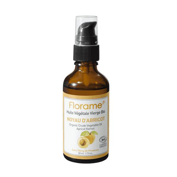 Florame Apricot Kernel ORG Vegetable Oil, 50ml