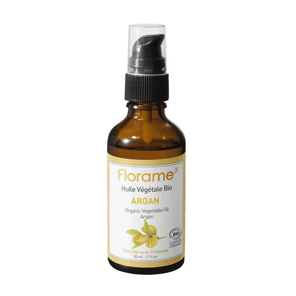 Florame Argan ORG Vegetable Oil (Desodorized), 50ml