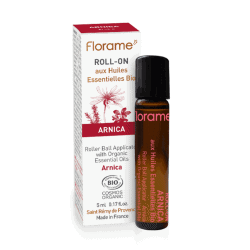 Florame Arnica ORG Essential Oil with Roller Ball Application 5ml