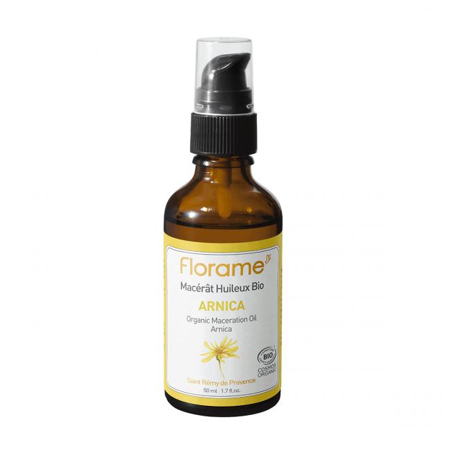 Florame Arnica ORG Vegetable Oil, 50ml, 50ml