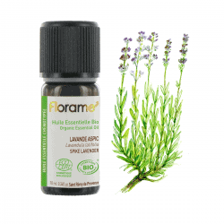 Florame Aspic Spike Lavender ORG Essential Oil 10ml