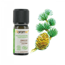 Florame Atlas Cedar ORG Essential Oil 10ml