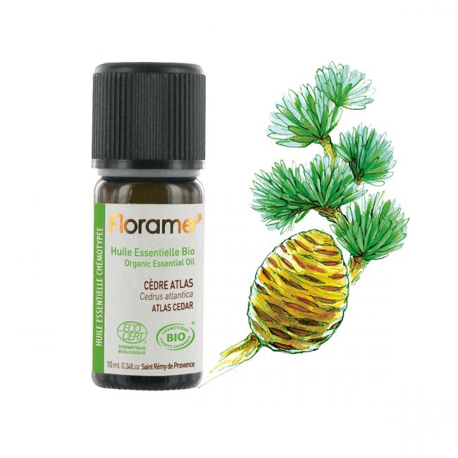 Florame Atlas Cedar ORG Essential Oil