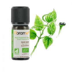 Florame Black Pepper ORG Essential Oil