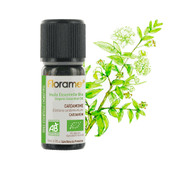 Florame Cardamom ORG Essential Oil 5ml